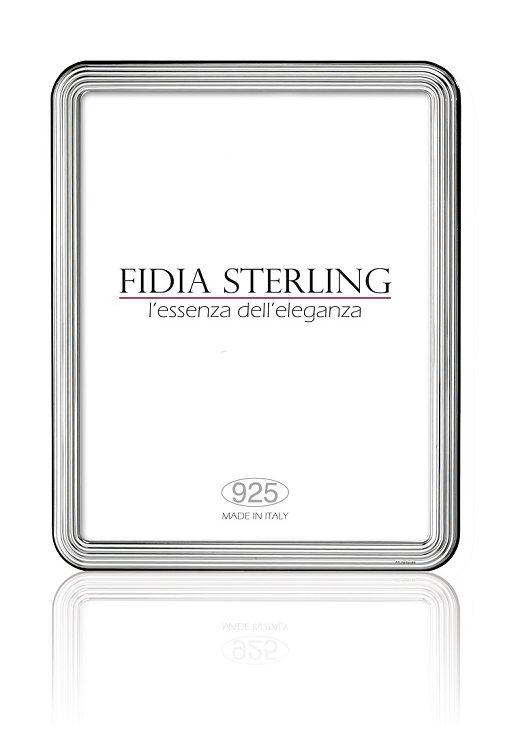 925 STERLING SILVER Picture Frame (8\
