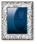 STERLING SILVER PICTURE FRAME. Made in ITALY