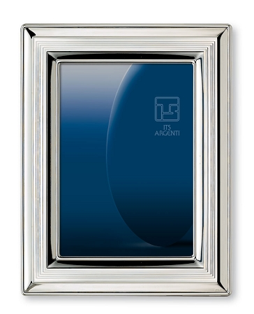 STERLING SILVER PICTURE FRAME and MIRROR (8\