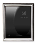 Exquisite Collection: STERLING SILVER Picture Frame.  Made in ITALY