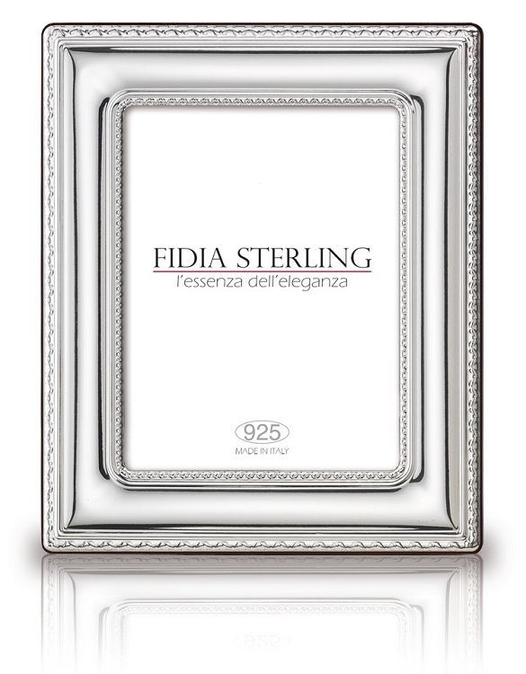 Exquisite Collection: STERLING SILVER PICTURE FRAME (5\