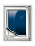 STERLING SILVER Picture Frame BAPTISM. Made in ITALY