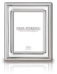 Exquisite Collection:  STERLING SILVER PICTURE FRAME (5