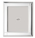 STERLING SILVER Picture Frame and MIRROR (8